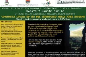 seminario 7 maggio