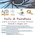 Festa di PachaMama 16 giugno 2017