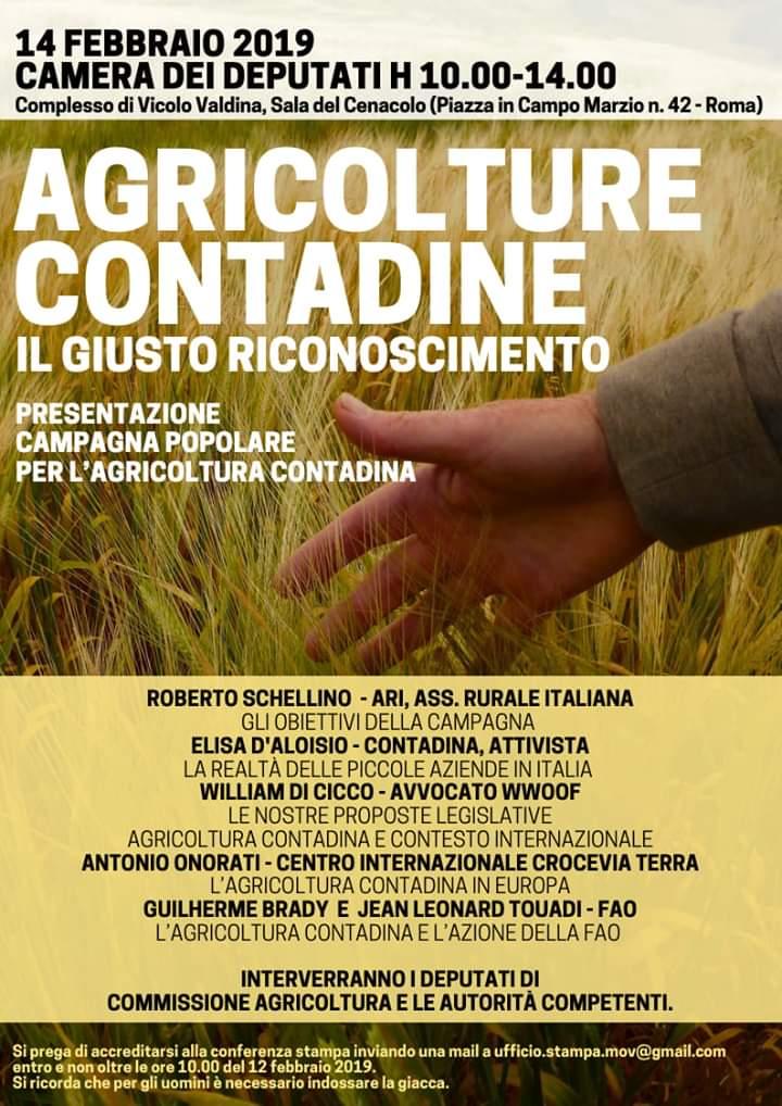 agricolture contadine il giusto riconoscimento