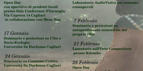 Open Day Scuola della Sostenibilità gennaio e febbraio 2020