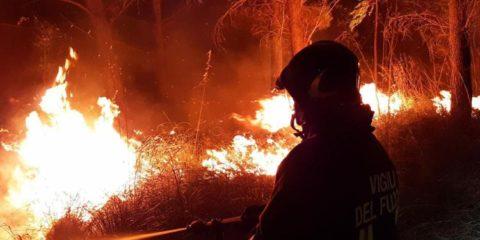 incendi sardegna 2021